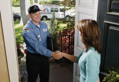 in-home estimate from Stevenson Service Experts Heating & Air Conditioning