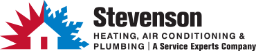 Stevenson Service Experts Heating & Air Conditioning Logo